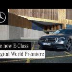 Digital World Premiere: Mercedes-Benz Presents the New E-Class