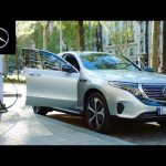 Mercedes-Benz EQC (2019): Enjoy Mercedes me Charge