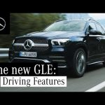 The Mercedes-Benz GLE (2019) – Driving Features