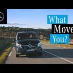 What Moves You – Pauline Ado & the V-Class