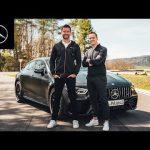 INSIDE AMG – Brakes   Felix vs. the Brake Expert!
