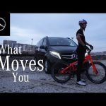What Moves You – Fabio Wibmer & the V-Class