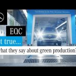 EQC X Sustainability – Sustainable Production