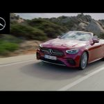 The New E-Class Coupé & Cabriolet: World Premiere Trailer