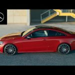 The New E-Class Coupé 2020: Made to Win the Day