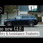 The GLE 2019 – Safety & Assistance Features