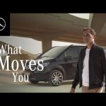 What Moves You – Roger Federer & the V-Class