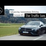 Mercedes-Benz Active Distance Assist DISTRONIC | The Traffic Jam