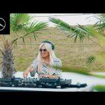 Mercedes-Benz brand ambassador Dominique Jardin presents her new song