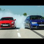 BMW M5 800 лс и NISSAN GT-R 700 лс СРАЖАЛИСЬ ДО КОНЦА!