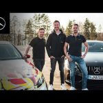 INSIDE AMG – Drift | Felix vs. the Drift Experts