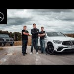 INSIDE AMG – Four-Wheel Drive | With On- and Off-Road Experts