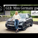 The New GLB – Miss Germany Goes Off-Road