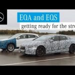 EQA and EQS Getting Ready for the Streets