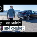 Safety and Assistance Systems: Paul Wallace Tests the GLE Coupé