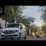 The New EQV: The First Electric Premium Van