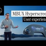 The MBUX Hyperscreen Reinvents How We Interact with the Car