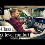 Next Level of Comfort | Interior Design of the New E-Class