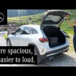 More Space, Easier Loading | Space Concept in the New GLA