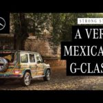 Mercedes-Benz G-Class (2020): A Day in Oaxaca