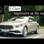 Driving Performance | Impressive Drive with the New E-Class