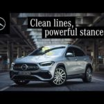 Clean Lines, Powerful Stance | Exterior Design of the New GLA