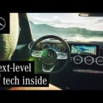 High Tech Equipment | MBUX in the New GLA