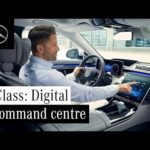 MBUX in the New S-Class | Next Generation of the Infotainment System