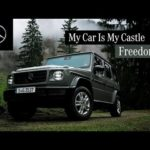 My Car is My Castle: Striving for Freedom with the G-Class