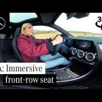 360° Test-Drive in the New EQA