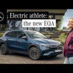 The New EQA   Electric Test-Drive with Leonie von Hase