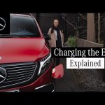 The EQV   How to Charge at Home and at Fast-Charging Stations