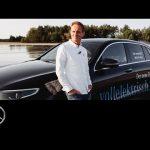 Matthias Malmedie zu Besuch bei den Mercedes-Benz Driving Events.